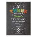 Tafel-Geburtstags-Einladung