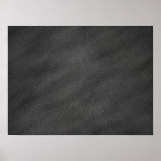 Tafel-Hintergrund-grauer schwarzer Poster