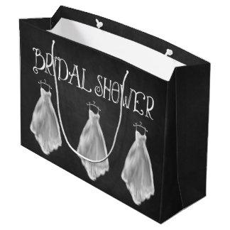 Tafel-Hochzeits-KleiderBrautparty-Geschenk-Tasche Große Geschenktüte