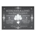 Tafel-Hochzeits-Proben-u. Abendessen-Maurer-Glas Ankündigungskarten