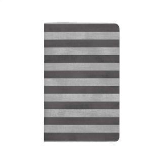 Tafel, Kreide-horizontale Streifen Taschennotizbuch
