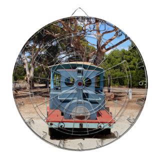 Taffy, Zug-Motor-Lokomotive 2 Dartscheibe