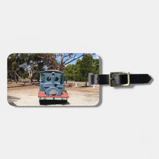 Taffy, Zug-Motor-Lokomotive 2 Gepäckanhänger