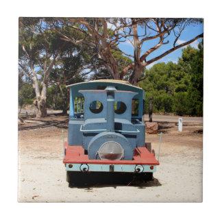 Taffy, Zug-Motor-Lokomotive 2 Keramikfliese