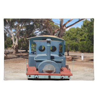 Taffy, Zug-Motor-Lokomotive 2 Stofftischset