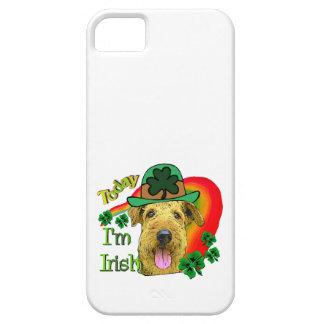 Tag Airedales Terrier St Patrick Etui Fürs iPhone 5