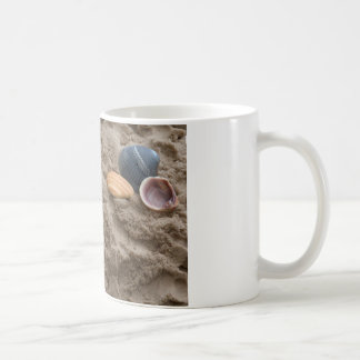 Tag am Strand Kaffeetasse