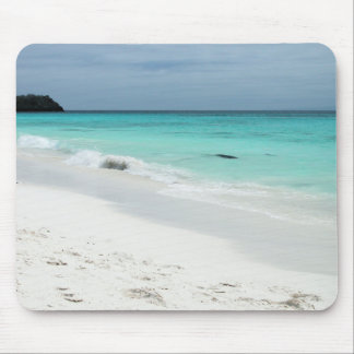 Tag am Strand Mousepads