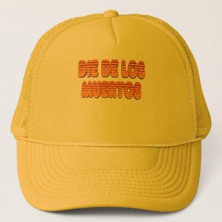 Tag Cinco Des Mayo der toten T - Shirts und der Truckerkappe
