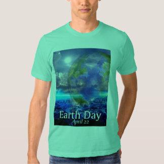 Tag der Erde am 22. April 2008 T Shirt