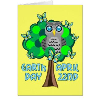 Tag der Erde am 22. April Karten