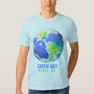 TAG DER ERDE AM 22. APRIL T-Shirts