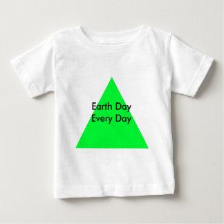 Tag der Erde jeden Tag die MUSEUM Zazzle Geschenke Baby T-shirt