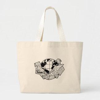 TAG DER ERDE - konservieren Sie und schützen Sie Einkaufstaschen