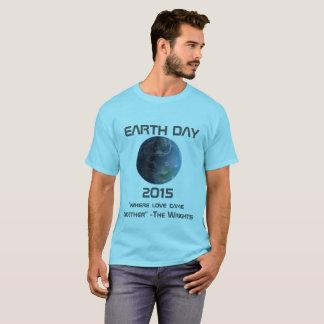 TAG DER ERDE nach Maß 2015 T-Shirt