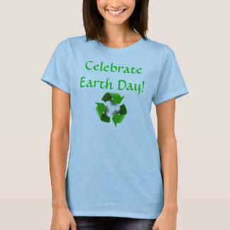 Tag der Erde! T-Shirt