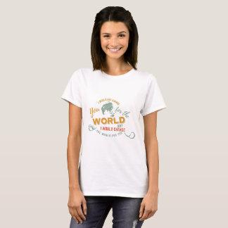 Tag der Erdet-shirt T-Shirt