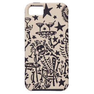 Tag der toten Fiestas Partei-Durchmessers Muertos iPhone 5 Case