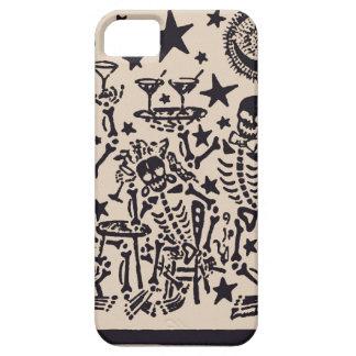 Tag der toten Fiestas Partei-Durchmessers Muertos iPhone 5 Hülle