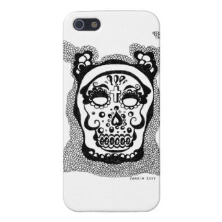 Tag der toten Handyabdeckung iPhone 5 Cover