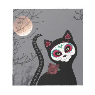 Tag der toten Katze Notizblock