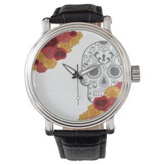 Tag der toten Vintagen Uhr Durchmessers Los