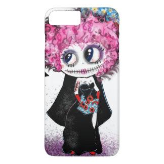 Tag der Toten, Zombie-Braut iPhone 8 Plus/7 Plus Hülle