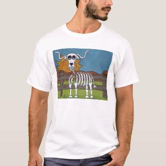 Tag des toten Longhorn-T - Shirt