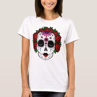 Tag des toten Schädel-T-Stücks T-Shirt