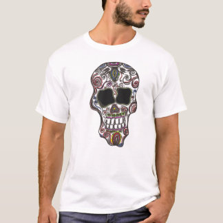 Tag des toten Schädels T-Shirt