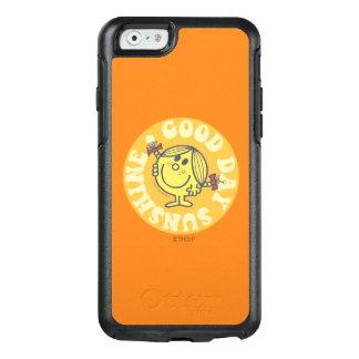 Tag-kleines Fräulein Sunshine OtterBox iPhone 6/6s Hülle