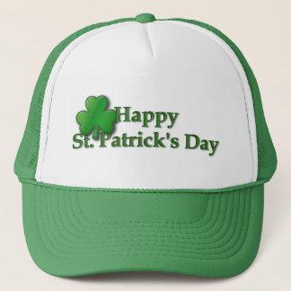 Tag KRW glücklichen St Patrick Truckerkappe