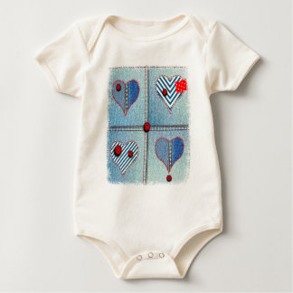 Tag Levis Strauss - Anerkennungs-Tag Baby Strampler