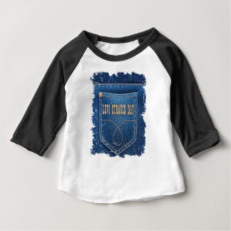 Tag Levis Strauss - Anerkennungs-Tag Baby T-shirt