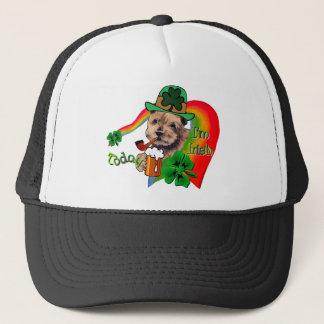 Tag Norfolks Terrier St Patrick Truckerkappe