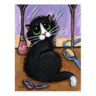 Tag-Postkarte Postkarte