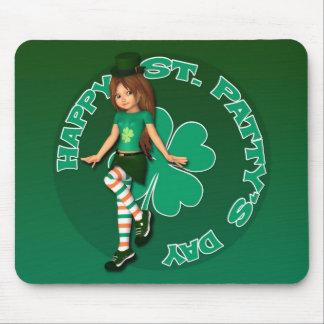 Tag Sadie 16 Mousepad St. Pattys