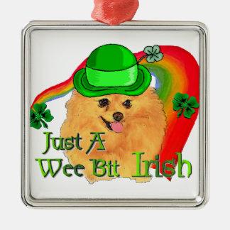 Tag Spitz-St. Patricks Silbernes Ornament