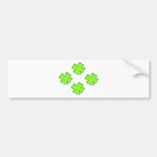 Tag St. Patricks Autoaufkleber