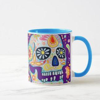 Tag vom toten/von Dia de Los Muertos Mug Tasse