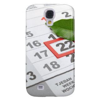 Tag von Erde Galaxy S4 Hülle