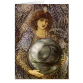 Tage der Schaffung, erster Tag durch Burne Jones Karte