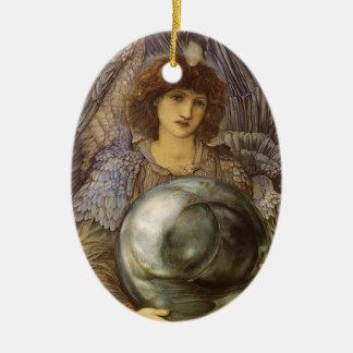 Tage der Schaffung, erster Tag durch Burne Jones Keramik Ornament