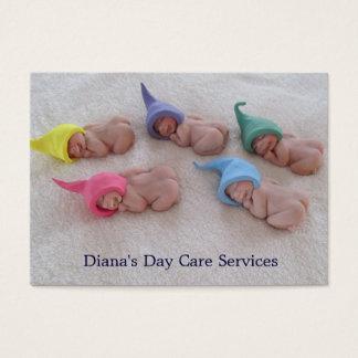 Tagesbetreuung-Anbieter: Foto der Lehm-Babys: Visitenkarte