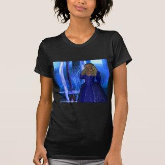 Tageslicht-Wald T-Shirt