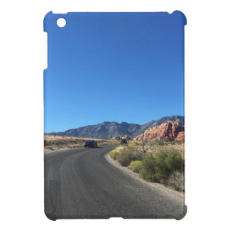 Tagesreise durch roter Felsen-Nationalpark iPad Mini Cover