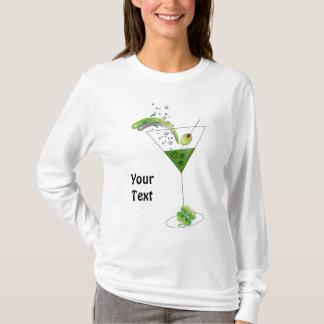 Tagest-shirt Kleeblattmartinis St Patrick