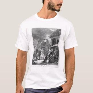 Tageszeiten, Morgen, 1738 T-Shirt