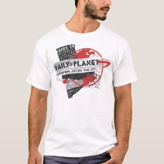 Täglicher Planet - rettet die Stadt T-Shirt