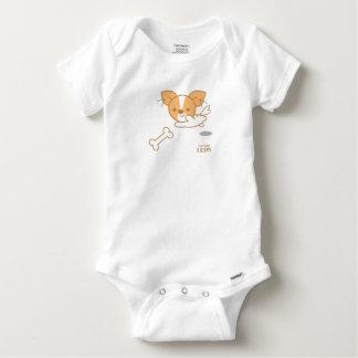 Tägliches Leon: Springendes Baby Baby Strampler